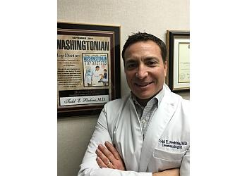 Washington dermatologist Todd E. Perkins, MD