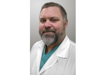 New Orleans podiatrist Dr. Todd H. Allain, DPM - BIG EASY PODIATRY