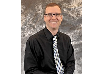 Peoria eye doctor Dr. Todd R. Smith, OD