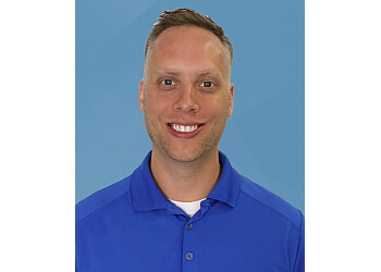 Chula Vista physical therapist Todd Sparks, PT, DPT, OCS CSCS