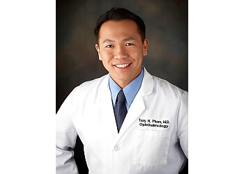 Irvine eye doctor Tony H. Pham, MD