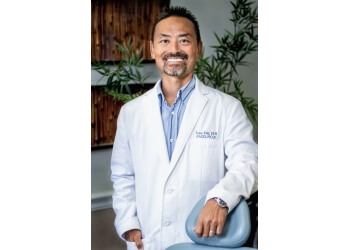 Honolulu cosmetic dentist Dr.Tony Kim, DDS