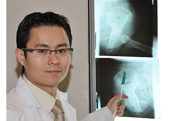 Sunnyvale chiropractor Dr. Tony Woo, DC