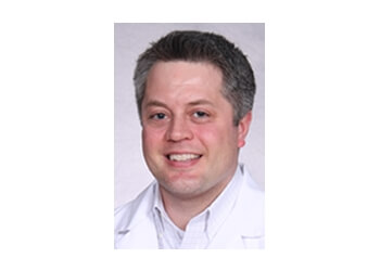 Oklahoma City neurologist Dr. Travis Kanaly, MD