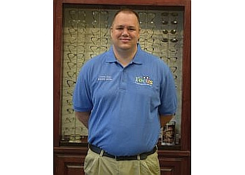 Waco pediatric optometrist Dr. Travis Loven, OD