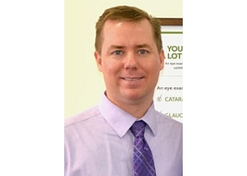 St Paul pediatric optometrist Dr. Troy Randgaard, OD