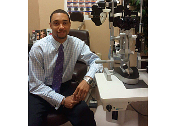 Virginia Beach eye doctor Dr. Troy W. Morgan, OD