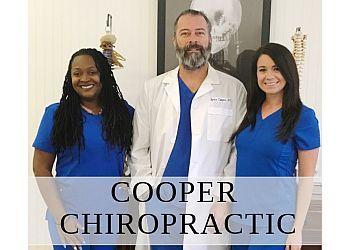 Charleston chiropractor Dr. Ty Cooper, DC