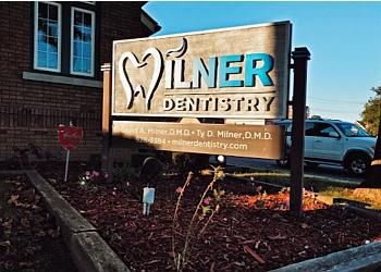 Springfield kids dentist Dr. Ty D. Milner, DMD