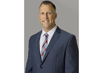 Evansville podiatrist Dr. Tyler J. Kelly, DPM