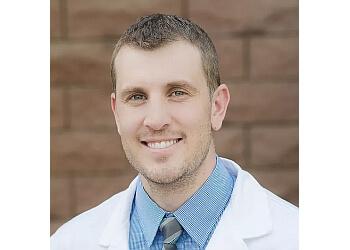 Visalia podiatrist Dr. Tyler P. May, DPM