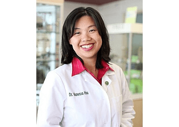 Orange pediatric optometrist Dr. Vanessa D. Hsu, OD