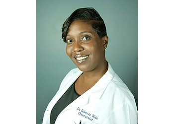 Birmingham pediatric optometrist Dr. Valencia Wells, OD