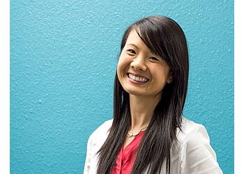 Costa Mesa pediatric optometrist Dr. Valerie Lam OD, FAAO