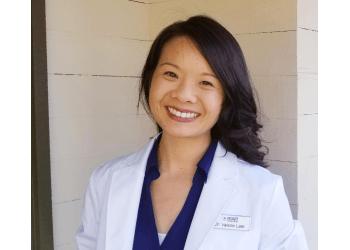 Costa Mesa pediatric optometrist Dr. Valerie Lam, OD, FAAO, FCOVD