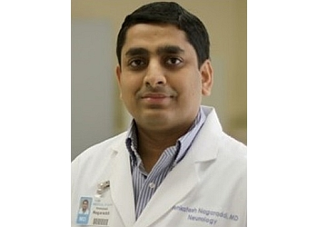 Dallas neurologist Venkatesh Nagaraddi, MD