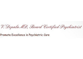 Corona psychiatrist Dr. Venugopal Depala, MD