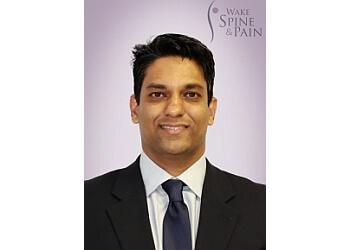 Raleigh pain management doctor Dr. Vijaysinha Mandhare, MD