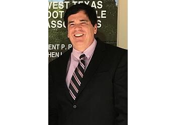 Midland podiatrist Dr. Vincent P. Rascon, DPM, MBA, FACFAS, FABPOPPM