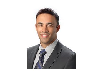 Jersey City gastroenterologist Vinod Jeevan, MD