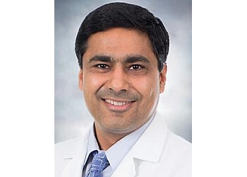 Evansville endocrinologist  Vishal Bhatia, MD, FACE
