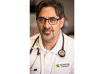 New Orleans gastroenterologist Vivek Huilgol, MD