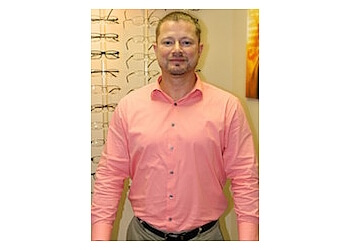 Hampton eye doctor Dr. Wade E. Bellflower, OD