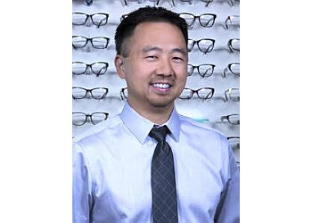 Huntington Beach pediatric optometrist Dr. Walter Yim, OD