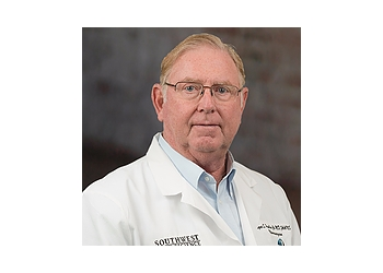 Amarillo neurosurgeon Wayne Paullus, MD