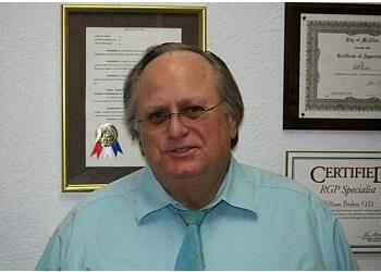 McAllen eye doctor Dr. William B. Bieker, OD