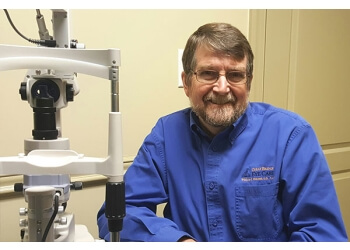 Chesapeake eye doctor Dr. William C. Holcomb, OD, FAAO