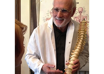 Little Rock chiropractor Dr. William G. Carbary, DC