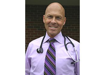 Charlotte primary care physician Dr. William G. Larsen, MD