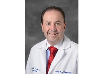 Detroit eye doctor Dr. William Harmon, OD