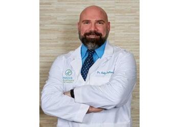 Chesapeake dermatologist William K. Dehart, DO