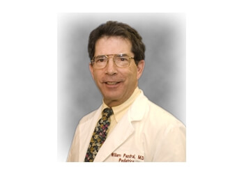Victorville pediatrician Dr. William Pazdral, MD