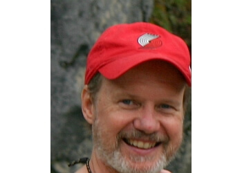 Vancouver psychologist Dr. William Thorbecke, Ph.D