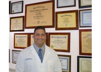 Hialeah podiatrist Dr. Yanssel Delgado, DPM