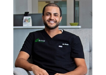 Laredo cosmetic dentist Dr. Yasser Obaid, DDS