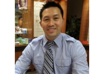 St Paul pediatric optometrist Dr. Yer G. Vue, OD