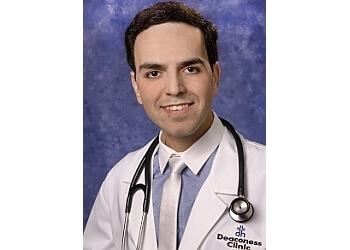 Evansville endocrinologist Yousef H. Altowaireb, MD