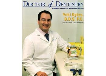 Dr. Yuki Dykes, DDS Aurora Dentists