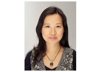 Berkeley podiatrist Dr. Yuko Miyazaki, DPM