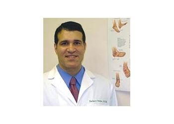 Charlotte podiatrist Dr. Zachary J. Nellas, DPM