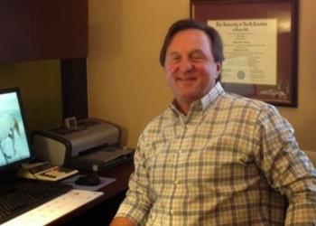 High Point orthodontist Dr. Zoltan T. Berky, DDS, MS