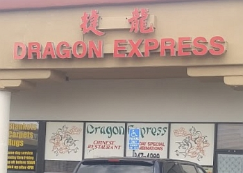 Palmdale chinese restaurant Dragon Express Chinese Restaurant