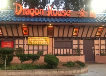 Riverside chinese restaurant Dragon House