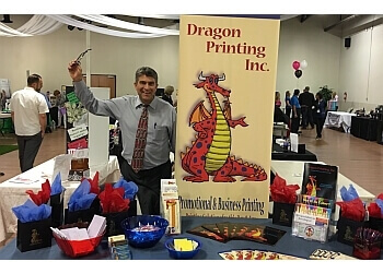Oceanside printing service Dragon Printing Inc.,