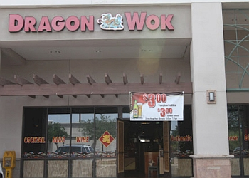 Gilbert chinese restaurant Dragon Wok Fine Chinese Restaurant