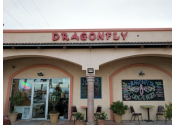 Corpus Christi french cuisine Dragonfly Restaurant & Curacao Blues